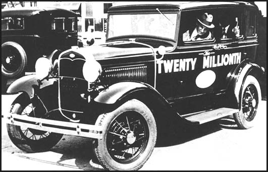 henry ford, assembly lines and the model t - history 12